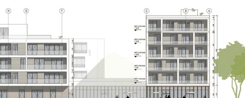 F s concept architektur - Architektur ansicht ...