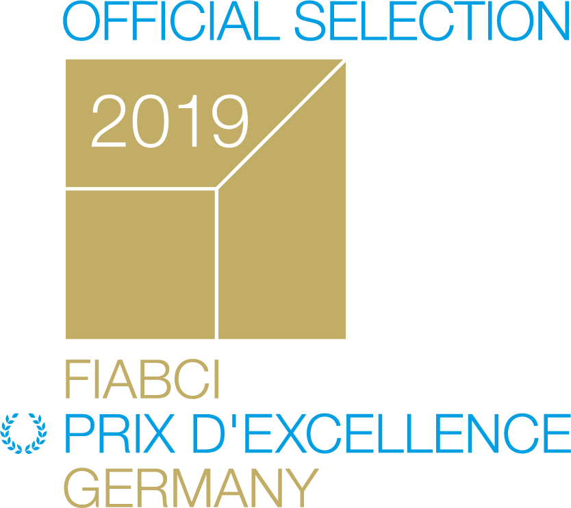 OFFICIAL SELECTION 2019 - FIABCI PRIX D'EXCELLENCE GERMANY